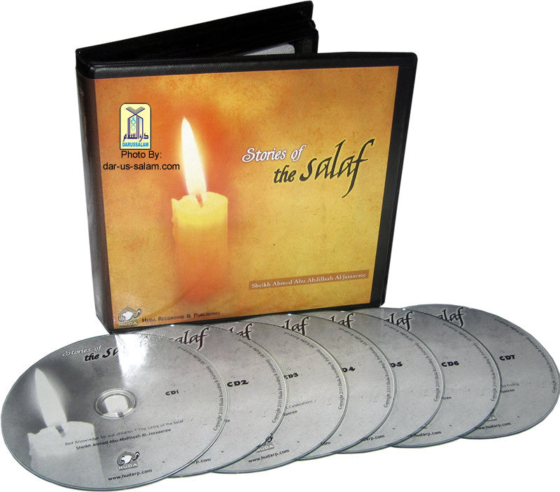 Stories of The Salaf (7 CDs) - Arabic Islamic Shopping Store