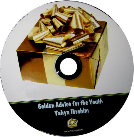 Golden Advice For The Muslim Youth - Arabic Islamic Shopping Store