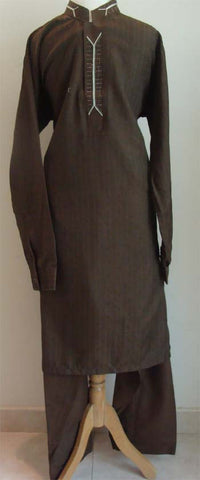 Latest Fashion Pakistani Shalwar Kameez for Men - Arabic Islamic Shopping Store - 1