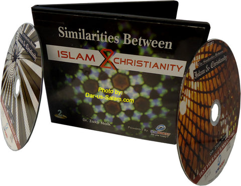 Similarities Between Islam & Christianity (2 CDs) - Arabic Islamic Shopping Store
