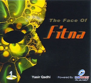 The Face of Fitna (lecture and sermon) - Arabic Islamic Shopping Store