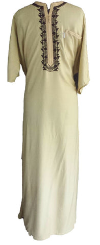 Middle Eastern Casual Thobe Dishdasha - Arabic Islamic Shopping Store - 1