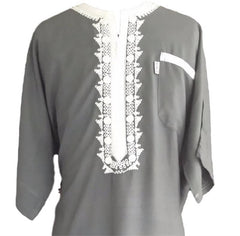Middle Eastern Casual Thobe Dishdasha - Arabic Islamic Shopping Store - 3