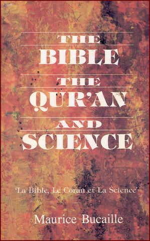 Bible Quran and Science (Islam and Christianity) - Arabic Islamic Shopping Store