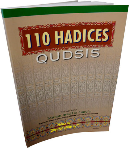 Spanish: 110 Hadices Qudsis - Arabic Islamic Shopping Store