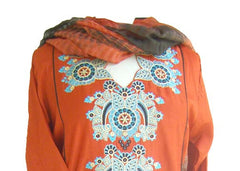 Formal wear Elegant Pakistani Shalwar Kameez - Arabic Islamic Shopping Store - 2