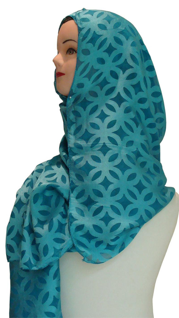 Spectrum Art Shawl and Hijab - Arabic Islamic Shopping Store