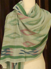 """Refractions"" Middle Eastern graceful shawl and hijab - Arabic Islamic Shopping Store - 2"