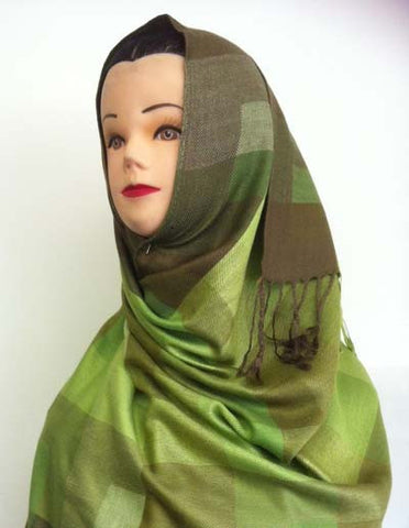 Elegant Artistic Ladies Shawls - Arabic Islamic Shopping Store