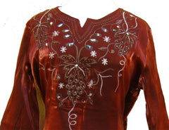 Designer Top for ladies (Size: Small) - Arabic Islamic Shopping Store - 2