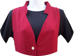 Manderine Collar Vest - Arabic Islamic Shopping Store - 2