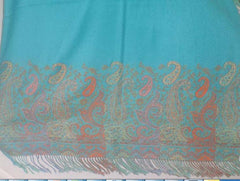Elegant Kashmiri Style Winter shawls - Arabic Islamic Shopping Store - 4