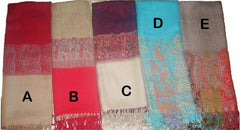 Elegant Kashmiri Style Winter shawls - Arabic Islamic Shopping Store - 2