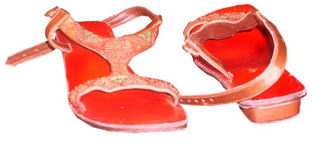 Khussa Sandal shoes for ladies - Arabic Islamic Shopping Store - 1