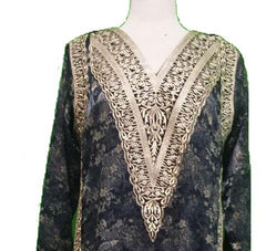 Ramadan 2015 - Elegant Designer Thobe for women - Arabic Islamic Shopping Store - 2