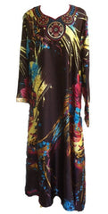 Spring Collection Kimono Kaftan - Arabic Islamic Shopping Store - 1