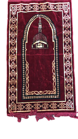 Madinah Design Turkish Prayer Rug