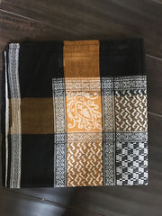 Arabic Head Scarf - Colored Shemagh for Men
