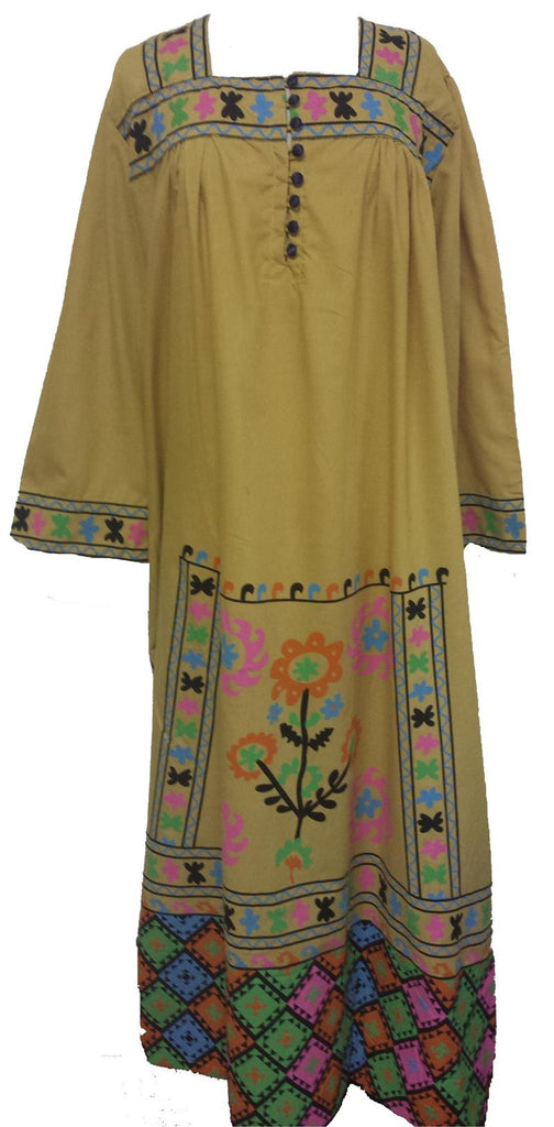 Block Printed Thobes for Women - Arabic Islamic Shopping Store