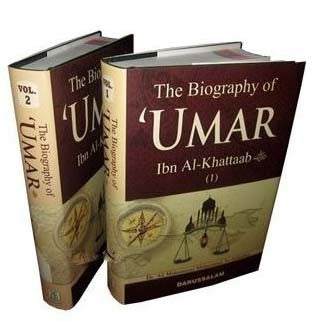 Biography of 'Umar ibn Al-Khattaab (2 Vol. Set) - Arabic Islamic Shopping Store