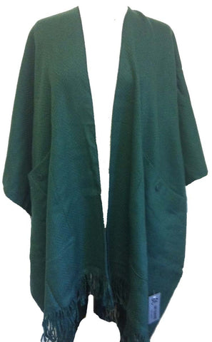 Poncho Pashmina Warm Shawl - Arabic Islamic Shopping Store - 1