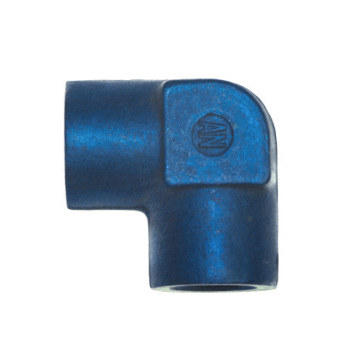 GOODRIDGE 90 DEGREE FEMALE TO FEMALE EQUAL NPT ADAPTOR