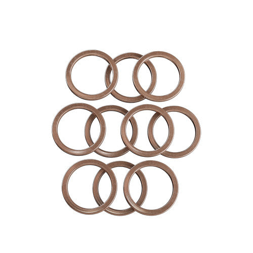 COPPER WASHER THICK (10 PACK)