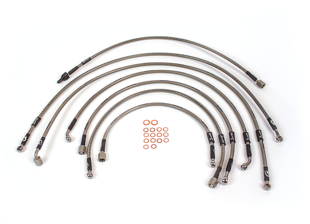 FUEL LINE KIT FOR VW GOLF MK1 / MK2 GTI 16V FUEL INJECTION