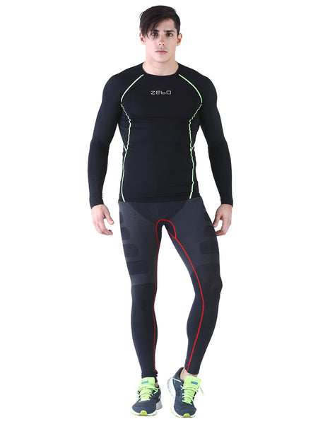 Compression Pro- full length training Lowers