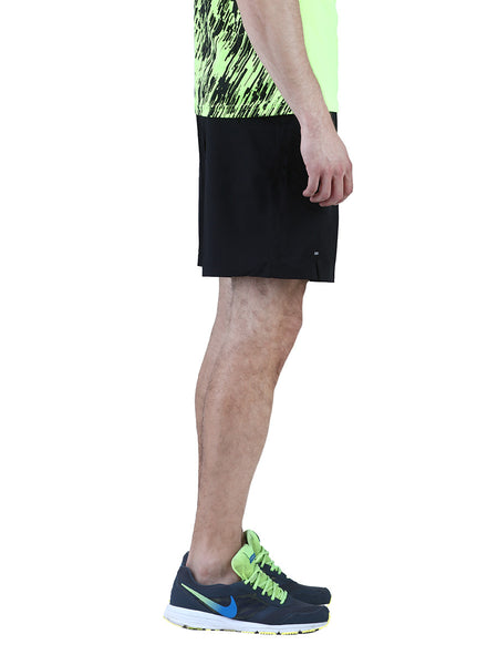 Training shorts- with attached inner compression wear