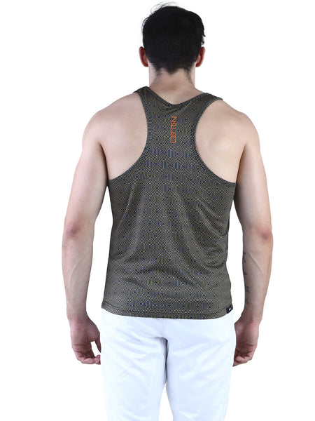 PERFORMA+ GeoHex training tank - Zebo Active Wear