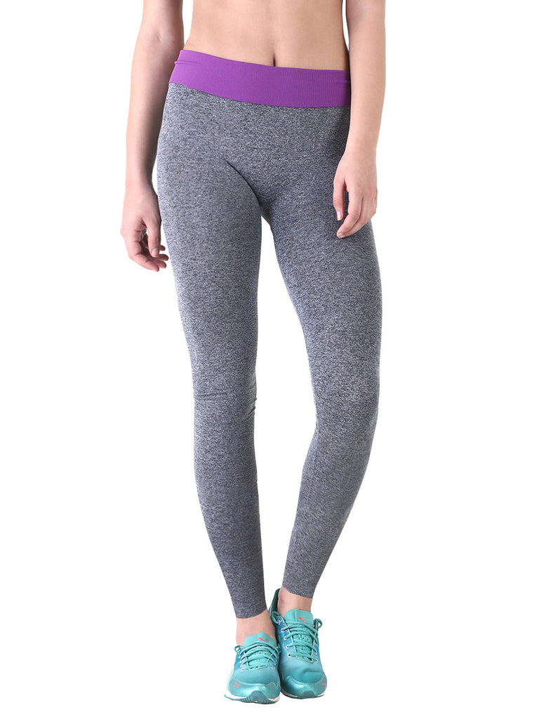 Anti-bacterial high waist-quick dry leggings