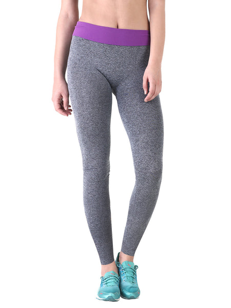 Anti-bacterial high waist-quick dry leggings - Zebo Active Wear