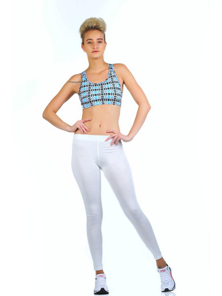 PERFORMA+ Blancos leggings - Zebo Active Wear