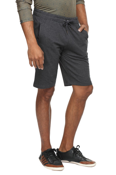 Cotton training Shorts- Grey - Zebo Active Wear