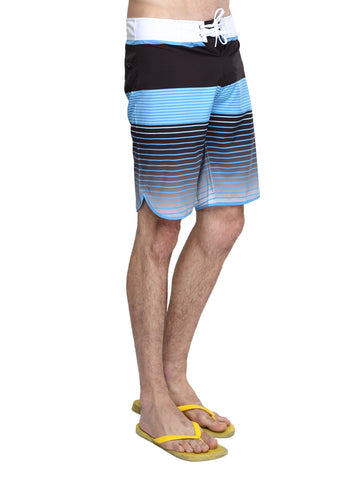 Board shorts- Aqua quick-dry poly shorts