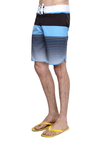 Board shorts- Aqua quick-dry poly shorts - Zebo Active Wear