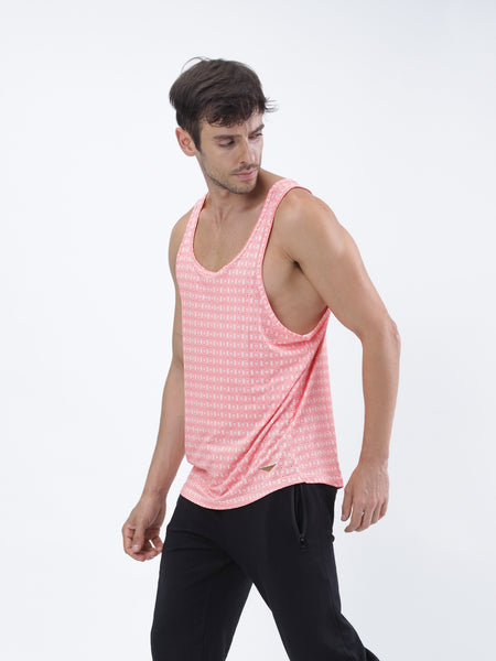 PERFORMA+ GeoMetro training tank - Zebo Active Wear