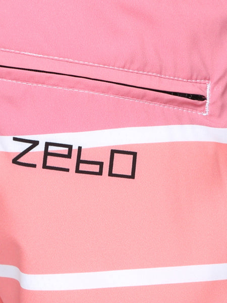 Board shorts- PeachSurf quick-dry poly shorts - Zebo Active Wear