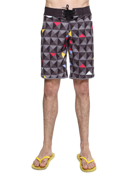 Board shorts- AbsArt quick-dry poly shorts