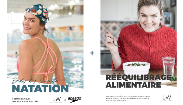 PACK NATATION + REEQUILIBRAGE ALIMENTAIRE