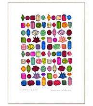 Load image into Gallery viewer, GEMS A5  MINI PRINT