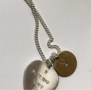 I F*** LOVE YOU NECKLACE