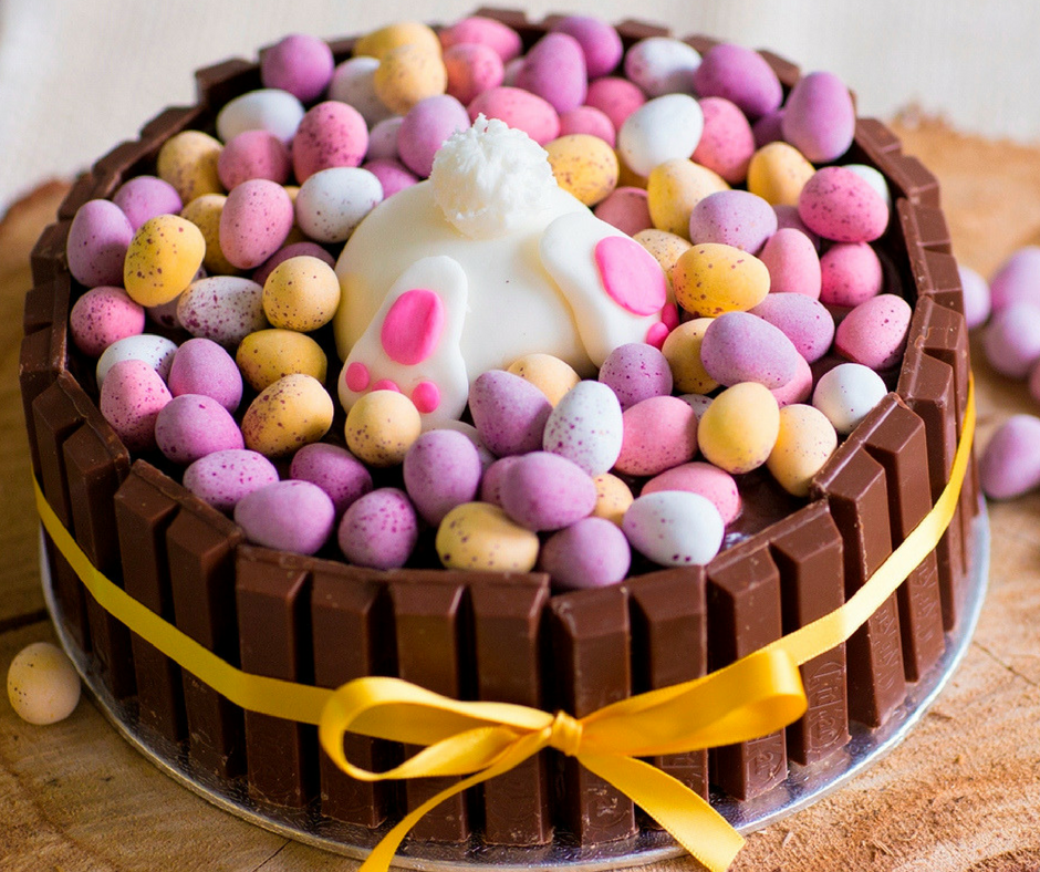 5 DIY fun Easter cakes!