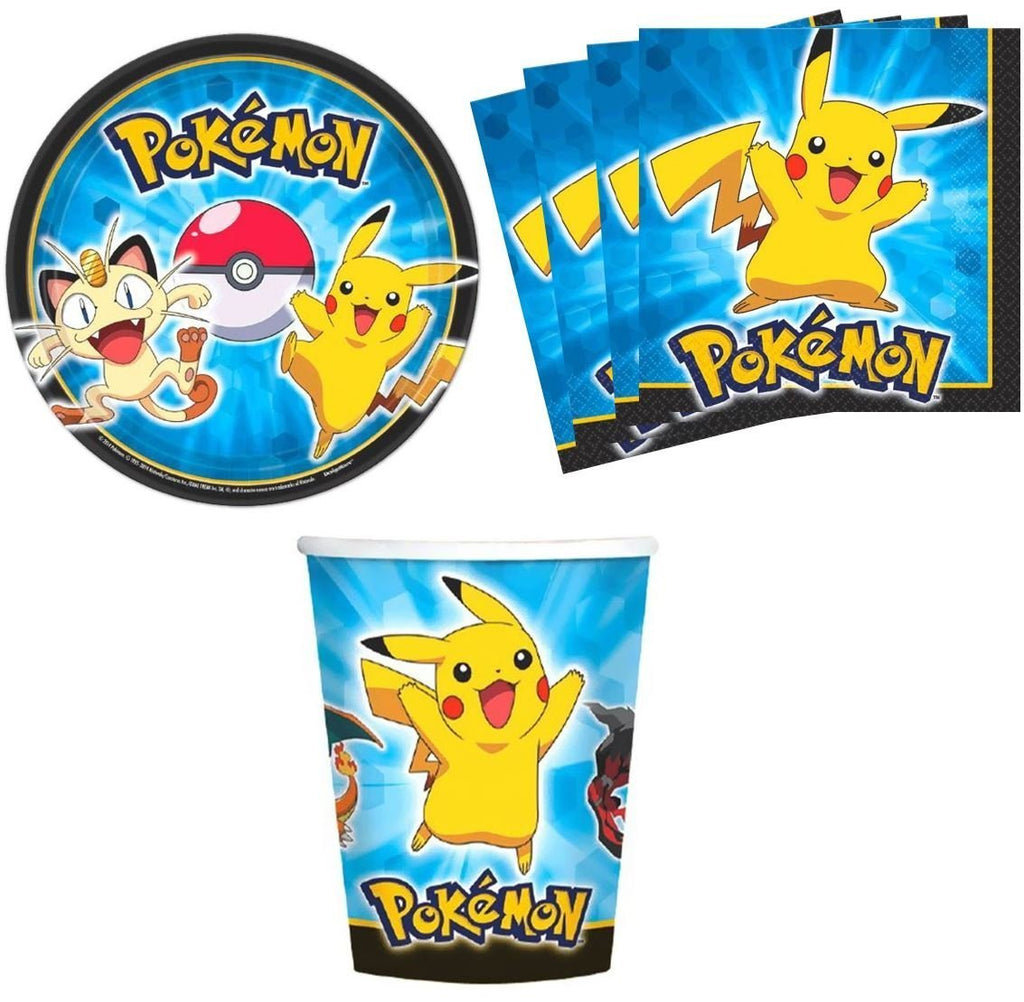Pokemon Basic Party Kit