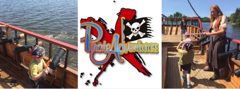 Pirate Adventure kid's party
