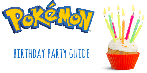 Pokemon Birthday Party for kids ultimate guide