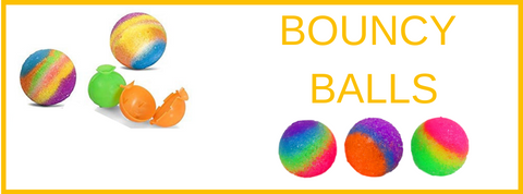 Bouncy ball for birthday parties
