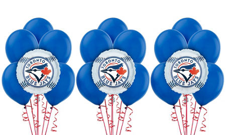 Toronto Blue Jays Balloon