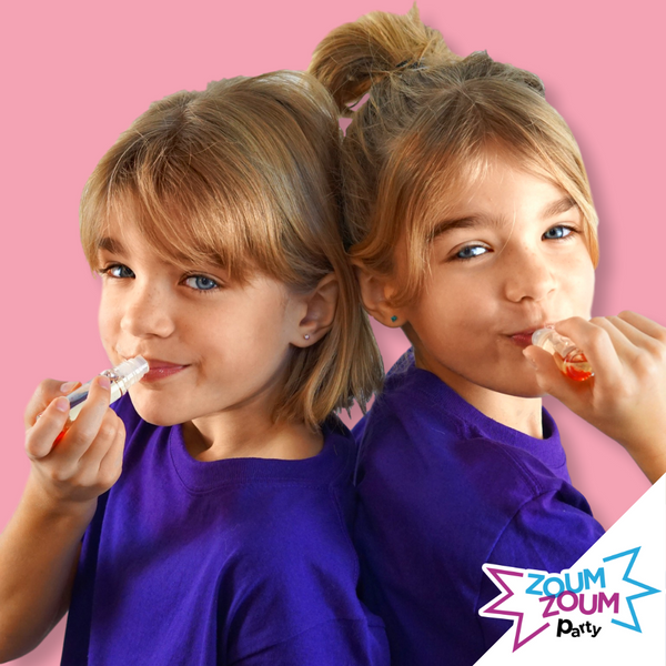 Girls party for kids, cosmetic products, makeup party
